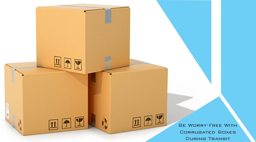 Be Worry-Free With Corrugated Boxes During Transit
